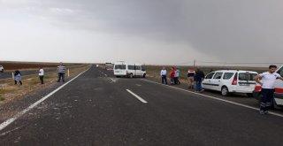 Şanlıurfada Trafik Kazası: 9 Yaralı