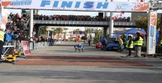 Mersin Maratonuna Bağcılarlı Sporcular Adını Yazdırdı