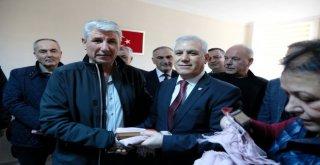 Bozbey: Mudanya Barışın Kenti Unvanını Hak Ediyor