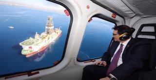 Fatih Sondaj Gemisi İlk Sondaj İçin Akdeniz Sularında