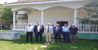 Başkan Şahin Makedonyada Yörüklerle Buluştu