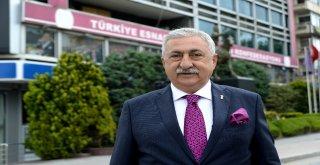 Tesk Başkanı Palandöken: Sözleşmeler Piyasa Şartlarına Göre Belirlenmeli