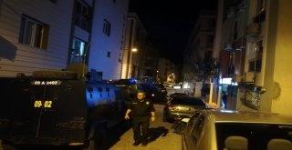 Aydında Hareketli Saatler... Polisten Kaçan Şahıs İnşaata Saklandı