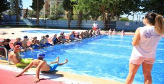 Başkan Çerçioğlu: Yüzme Bilmeyen Aydınlı Çocuk Kalmayacak
