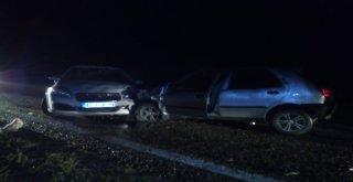 Hüyük Ve Beyşehirde İki Farklı Kaza: 4 Yaralı