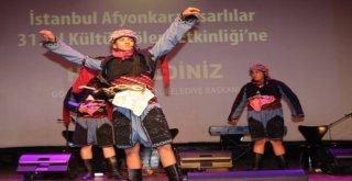 Başkan Gökhan Yüksel Afyonkarahisarlılar Kültür Şölenine Katıldı