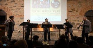 Anadolu Nefesli Beşlisinden Müzik Ziyafeti