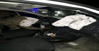 Sarıkamışta Trafik Kazası: 1İ Ağır 4 Yaralı