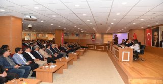 Muşta 'Ak Parti Danışma Meclisi Toplantısı