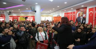 Didimli Kadınlar Başkan Çerçioğluyla Birlikte