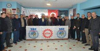 Bozbeyden Büyükşehir Çalışanlarına İş Güvencesi