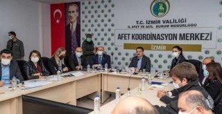 AFAD toplantısında İzmir için işbirliği vurgusu