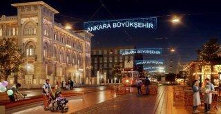 İşte Başkan Yavaşın Ankarası