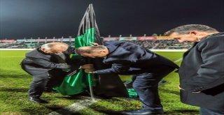 Başkan Osman Zolanın Denizlispor Sevdası