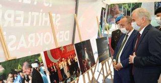Büyükşehir'den 15 Temmuz Sergisi