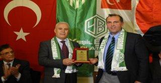 Bozbey : Stadyumun İsmini Bursalı Ve Bursasporlular Belirleyecek
