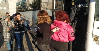 İstanbuldan Samsuna Uyuşturucu Nakline 6 Tutuklama