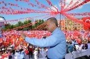 Cumhurbaşkanımız Recep Tayyip Erdoğan Eskişehirde