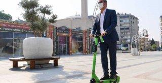 Elektrikli Scooterlar Kahramanmaraş'ta