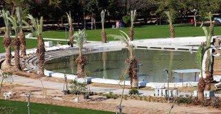 Millet Bahçesinin Güzelliği Meydana Çıkıyor