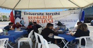 Bursa Büyükşehirden Üniversite Adaylarına Tercih Desteği