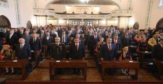 Ankaranın Başkent Oluşunun 95. Yıl Dönümü Törenle Kutlandı