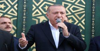 Cumhurbaşkanı Erdoğan Orgeneral Hulusi Akar Camiini Açtı