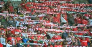 Spor Toto Süper Lig: Medipol Başakşehir: 1 - Antalyaspor: 0 (Maç Devam Ediyor)