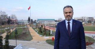 Bursa'nın ilk Millet Bahçesi açılıyor
