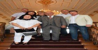 4 Ülkeden Kardeş Belediyeler Tekirdağda Buluştu