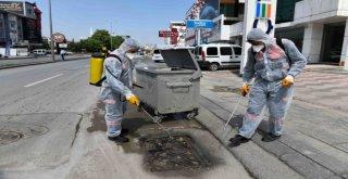 Büyükşehir Belediyesi Yaraları Sarıyor…