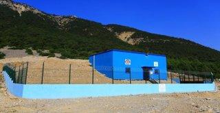 Büyükşehir Deskiden Denizliye 76 İçme Suyu Deposu