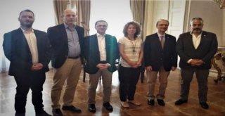 Çtso Ve Gmkadan Yunanistan Başkonsolosluğuna Ziyaret