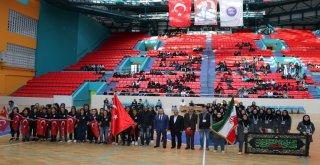 Yyüde Türkiye-İran Dostluk Müsabakaları Başladı