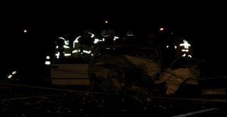 Nevşehirde Trafik Kazası: 1 Ölü, 4 Yaralı