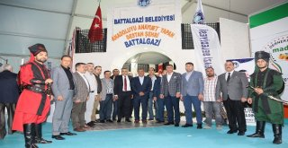 Battalgazi Belediyesi Standı Yoğun İlgi Gördü