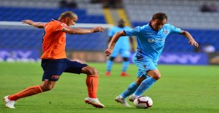 Spor Toto Süper Lig: Medipol Başakşehir: 2 - Trabzonspor: 0 (Maç Sonucu)
