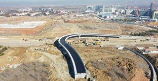 Başkent Yolları Hızla Tamamlanıyor