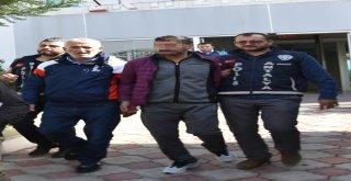 Antalyada Silahla Yaralama Şüphelileri Yakalandı