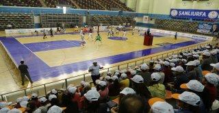 Haliliye Belediyespor Voleybol Takımından 3-1Lik Galibiyet