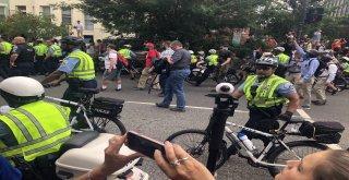 Irkçı Eylemlerin Yıl Dönümü Washingtonu İkiye Böldü