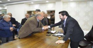 Başkan Sayan, Tebrikleri Kabul Etti