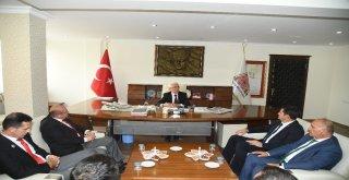"""Belediye Başkanvekili Gülboy: """"Şehitlerimiz, Gazilerimiz, Harp Malullerimiz Bizlerin Varlık Nedenleri"""""""