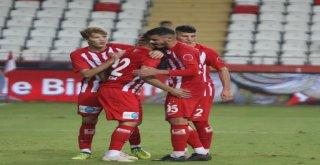 Ziraat Türkiye Kupası 4. Tur: Antalyaspor: 1 - Yomraspor: 1