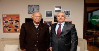 Bozbeyden Eski Belediye Başkanlarına Ziyaret
