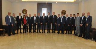 Gso Mayıs Ayı Meclis Toplantısı Yapıldı