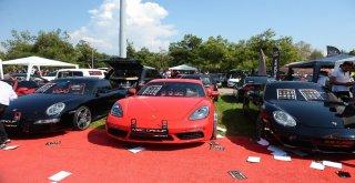 750 Modifiyeli Aracın Katıldığı Etkinlik Renkli Görüntülere Sahne Oldu