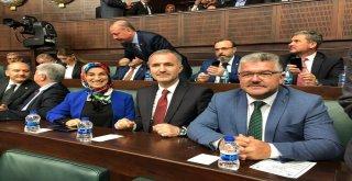 İnegöl Heyeti Ankaraya Çıkarma Yaptı
