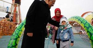 Başkan Büyükkılıç, Deprem Bölgesinde