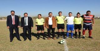 Toroslarda Kurtuluş Kupası Futbol Turnuvası Başladı